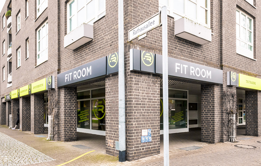 Fitnessstudio Norderstedt FIT ROOM